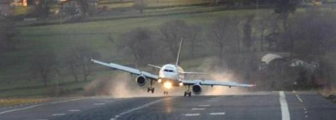 Aterrizaje Complicado