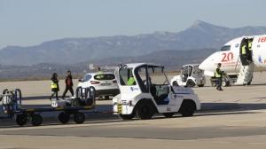 Aeropuerto Castellón Actividad