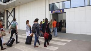 Viajeros Aeropuerto Castellón