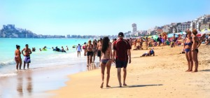 playa peñiscola