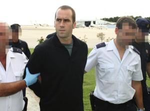 """""""Txeroki"""", conducido por la Policía española en 2009 efe"""
