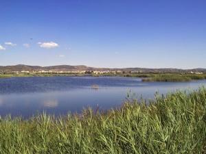 Vista panorámica, parque natural Prat de Cabanes-Torreblanca